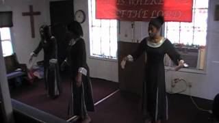 HOLY IS YOUR WORD BY J MOS PRAISE DANCE-GLORY TO GLORY HOLINESS CHURCH