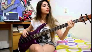 Dire Straits - Down To The Waterline Bass Cover