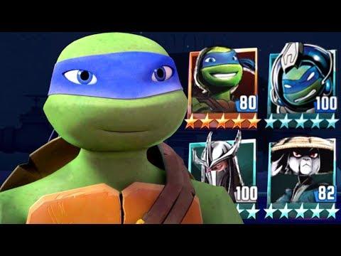 Ninja Turtles Legends PVP HD Episode - 526 #TMNT
