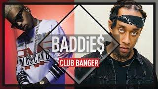 Kid Ink ft Ty Dolla Sign type beat 'Baddies' (Club Rap Instrumental 2017)