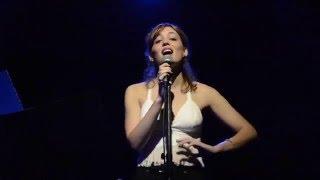 Todo está en vos (Abel Pintos) - Victoria Bernardi en NUN (21/03/2016)