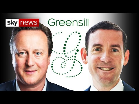 PM shares 'concern' over Greensill row as Labour claim return of 'Tory sleaze'