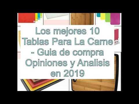 Los mejores 10 Tablas Para La Carne - Guía de compra, Opiniones y Análisis en 201