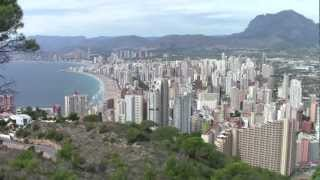 preview picture of video 'Benidorm Walk to the Cross'