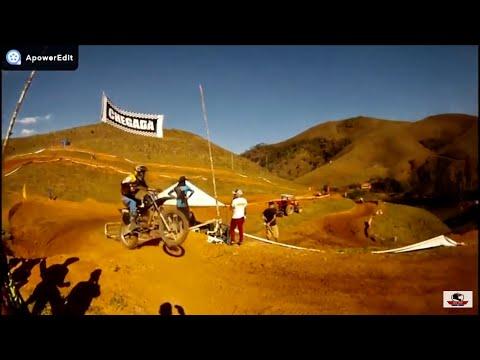 2º Motocross da Candonga Santa Rita De Jacutinga- Cat 200cc
