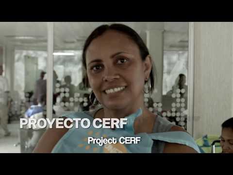 Proyecto CERF: Salvando Vidas, Garantizando Derechos