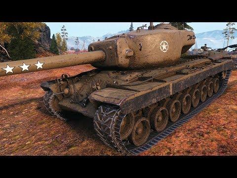 T30 - DEADLY MONSTER - World of Tanks Gameplay