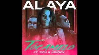 Alaya Ft Zion & Lennox   Tocamelo ( Dj Antho )