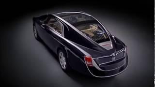Самый дорогой автомобиль в мире - Rolls Royce Sweptail \ MOST EXPENSIVE CAR