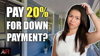 Should You Make The 20% Down Payment For a Property?