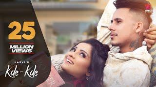 Kde – Kde (Official Video): Harvi | Adaa Khan | Harmony |Bang Music | Latest Punjabi Songs 2021