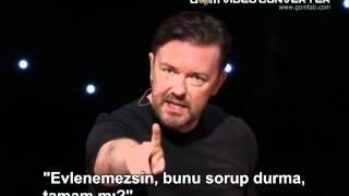 Ricky Gervais - Homoseksüel Evliliği