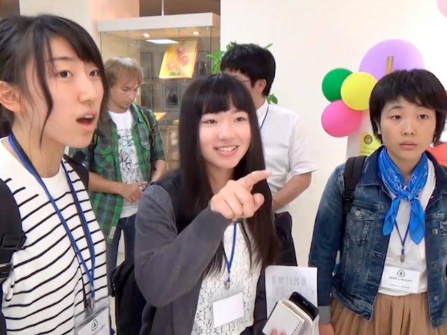 Японские школьники приехали в Ангарск