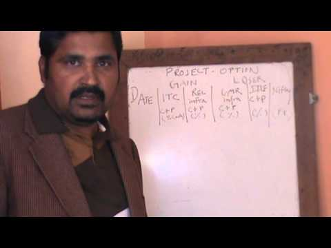 option trading project most safe strategy(hindi) in stock market/mcx commodity