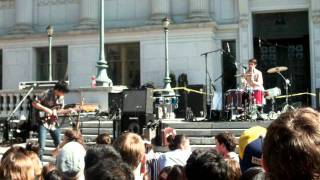 The Dodos--Black Night @ Cal Day 2011
