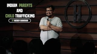 Indian Parents and Child trafficking | Stand-Up Comedy by Rueben Kaduskar