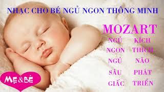 Nhạc Cho Mẹ Và Bé - Nhạc Cho Bé Ngủ Ngon Thông Minh - Nhạc Thư Giãn Cho Bé Ngủ Ngon Thông Minh