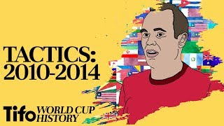 Tactics Explained   2010-2014: A History Of The World Cup