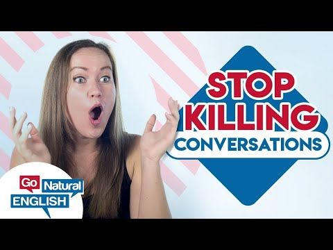 12 Conversation Killers People Won't Tell You - DON'T SAY THIS!