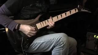 """More Than A Man"" by Stryper (Full Guitar Cover)"