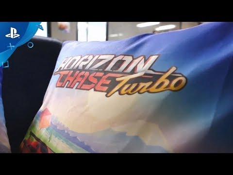 Horizon Chase Turbo – Inside Aquiris Studio | PS4