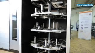 CNC-Werkzeugschrank RotaRex®