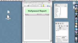 ReportMill Generate Dataset and Report in Java Application