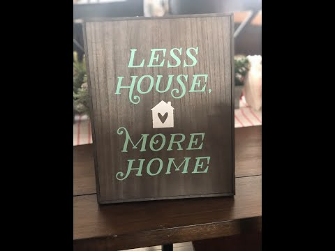 Chalk Couture December Club Couture-Less House More Home #DIY #ChalkArt #DIYHolidayDecor