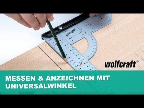 Wolfcraft Angle universel (30cm)