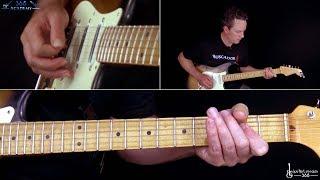 AC/DC - Whole Lotta Rosie Guitar Lesson (Rhythms)