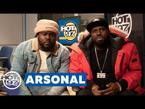 Arsonal x Funk Flex   #Freestyle116