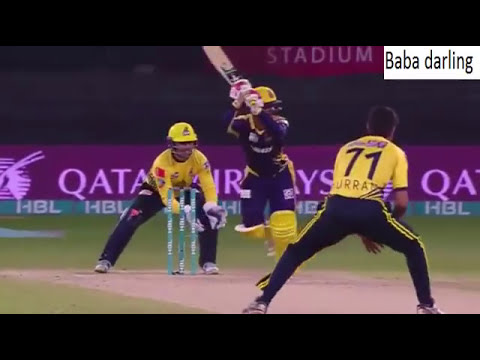 Peshawar Zalmi vs Quetta Gladiators 7th psl match highlights full match highlights