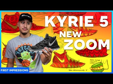 NIKE KYRIE 5 – Review/First Impression (+Release Date)