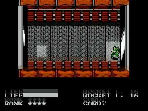 dunnius's Metal Gear in 22:55,17