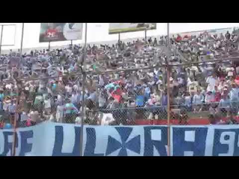 """""""Ultras 94 Macará en el 2016 en serie B vs Espoli"""" Barra: Los Ultras • Club: Macará"""