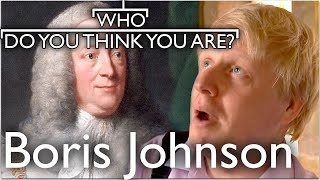 Boris Finds Out He's Related To King George II