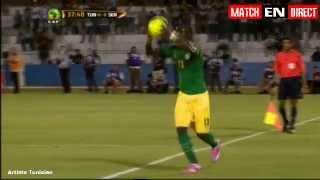 CAN 2015 | Tunisie vs Sénégal | Match Complet |15/10/2014 |