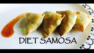 Samosa | Baked Samosa Recipe | Holi Special Easy Recipes | Indian Appetizers By MyChef AtHome