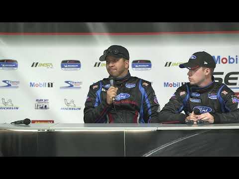 Ford Performance / Multimatic Motorsports Sebring Media Availability