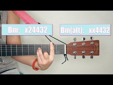 TMT #6: Alternate Fingerings for Common Barre Chords