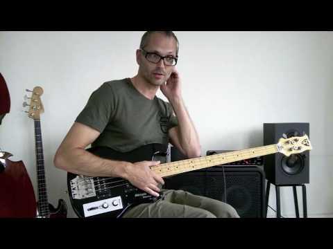 6. Slap bass lesson - beginner/intermediate