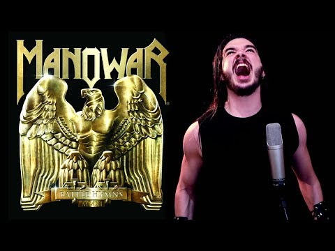 """Battle Hymn"" - MANOWAR cover 