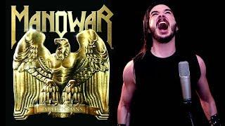 """Battle Hymn"" - MANOWAR cover | Feat. Brandon Geeraerts"