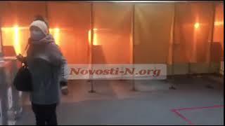 Второй тур выборов мэров в Николаеве: все участки открылись вовремя