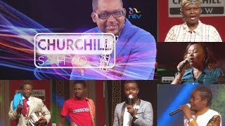 Churchill Show S4 E31: The 'Comeback' Edition