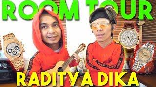 ROOM TOUR RADITYA DIKA #AttaGrebekRumah | EPS 2 | PART 2