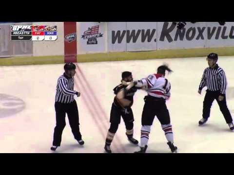 Dennis Sicard vs. Brad Drobot