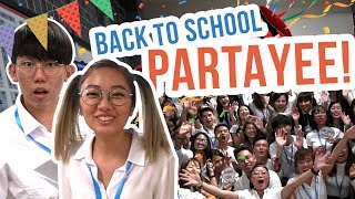 #LifeAtTSL: Back To School Full-Timers' Party!