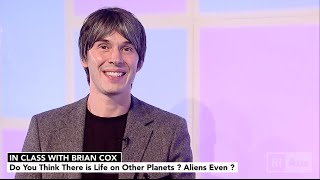 In Class with Brian Cox - Brian answers student questions