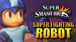 SUPER FIGHTING ROBOT -  Smash Bros 4 - 3DS Online (Part 3)